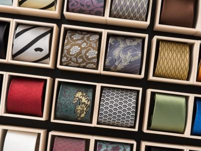 Japanese Ties