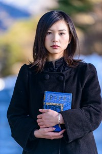 "Model: Chiemi_Kuroki, Books: ""The Poetical Works of Alexander Pope"""