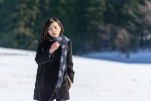 "Model: Chiemi_Kuroki, Books: ""不二山"" 小島烏水 (明治38年)"