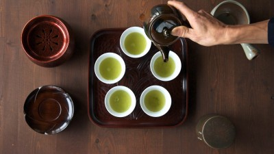 "Japan Tea SAYAMA BRAND ""Kasumigawa"" -Short Ver."